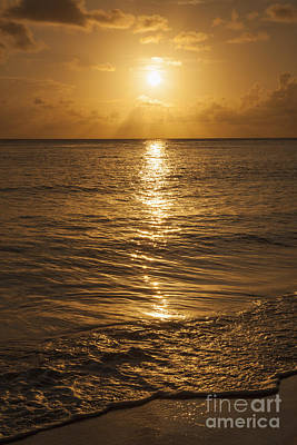 Photograph - Sunset Crash Boat Beach by Bryan Mullennix