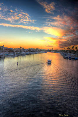 Photograph - Sunset Cruise  by Heidi Smith