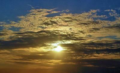 Photograph - Sunset by Dart and Suze Humeston