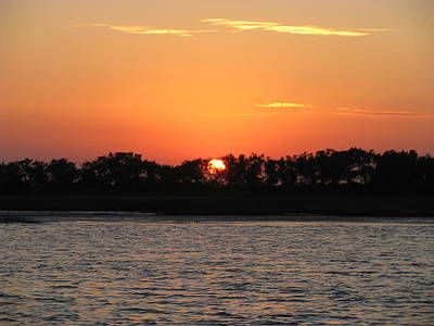Photograph - Sunset Glow by Ellen Meakin