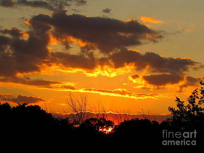 Marilyn Photograph - Sunset Glow by Marilyn Smith