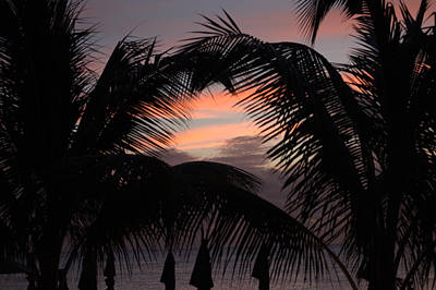 Photograph - Sunset Grand Cayman by Caroline Stella