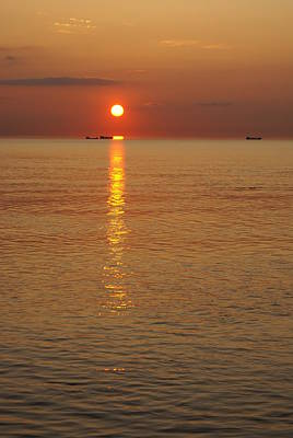Sunset Original by Gynt