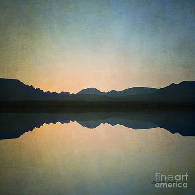 Photograph - Sunset IIi by Dave Gordon