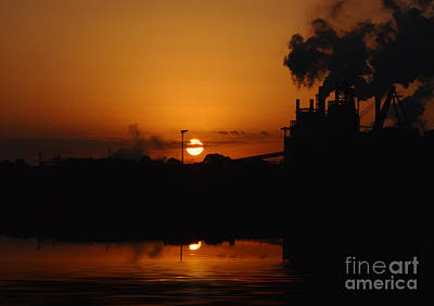 Photograph - Sunset In Historic Georgetown by Kathy Baccari