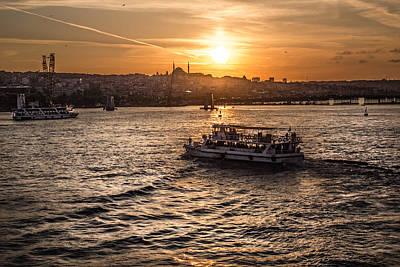 Sunset In Istanbul Original