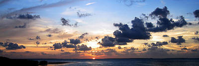 Photograph - Sunset In Key West by Celso Diniz