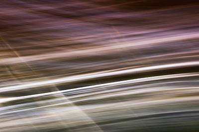 Professional Photograph - Sunset In Motion 2 by Nathan Larson