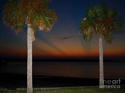 Mike Grubb Wall Art - Photograph - Sunset In Paradise by Michael Grubb