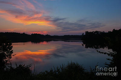 Photograph - Sunset In Pastels by Geri Glavis
