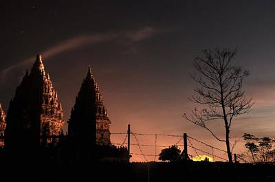 Photograph - Sunset In Prambanan by Achmad Bachtiar