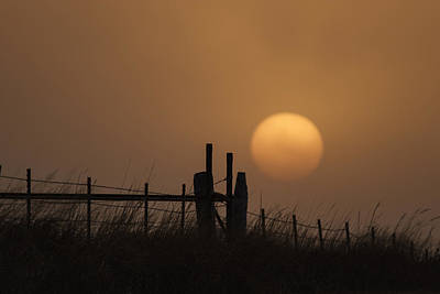 Photograph - Sunset In The Country by Scott Bean