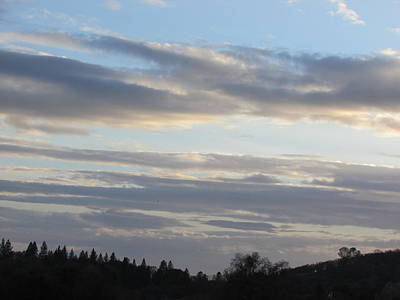 Photograph - Sunset In The Foothills by Debra Madonna
