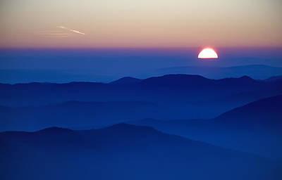 Sunset Art Print by Ioan Panaite