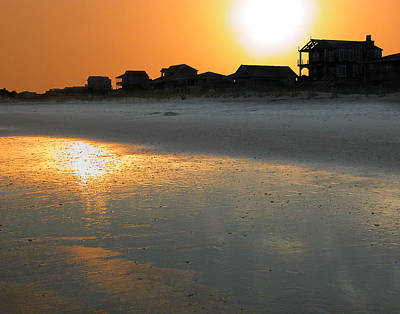 Photograph - Sunset by Joseph Tese