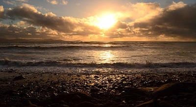 Kinard Photograph - Sunset Kinard by Barbara Walsh