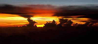 Sunset Original by Matthew Dearsley