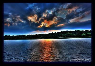 Photograph - Sunset by Michaela Preston
