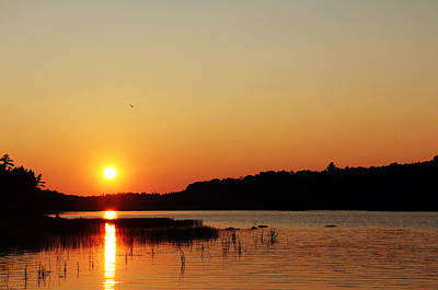 Photograph - Sunset On The Moon by Debbie Oppermann