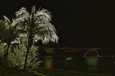Art Print featuring the photograph Sunset On Tioman Island by Sergey Lukashin