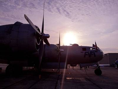 Photograph - Sunset Over Fifi by Keith Stokes