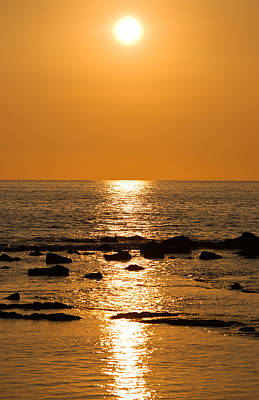 Photograph - Sunset Over Kona by Christi Kraft