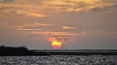 Photograph - Sunset Over Lake Como by Kristina Deane