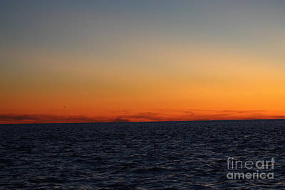 Photograph - Sunset Over Point Lookout by John Telfer
