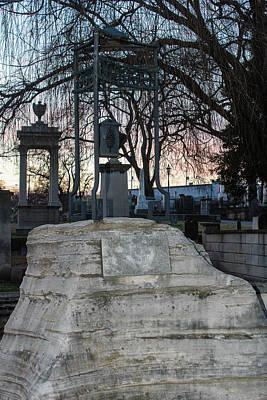Photograph - Sunset Over Tombstone by Robert Hebert
