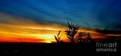 Sunset Overlooking Pacifica Ca IIi Art Print by Jim Fitzpatrick