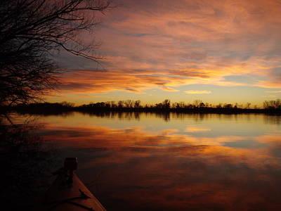 Sunset Paddle Original