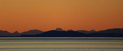 Photograph - Sunset Pastels by Randy Hall