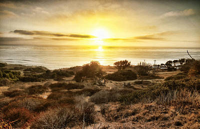 Photograph - Sunset Point Loma 20130915 by Jeremy McKay