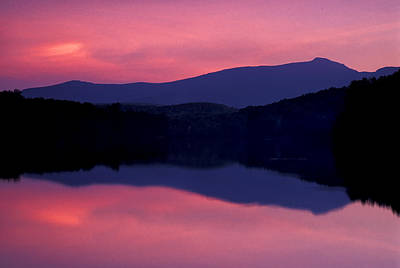 Photograph - Sunset Reflection by Jim Dollar