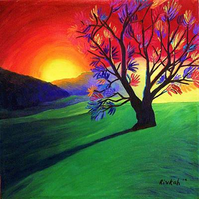 Painting - Sunset by Rivkah Singh