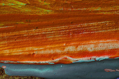 Ocean Sunset Art Print by Sean Corcoran