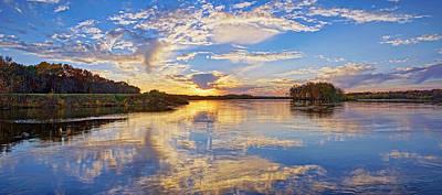 Photograph - Sunset Serenade by Leda Robertson