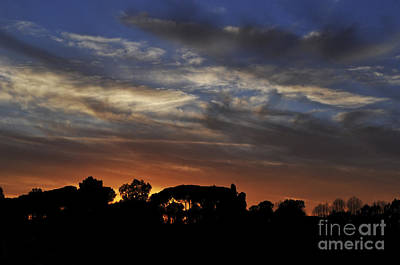 Photograph - Sunset by Simona Ghidini