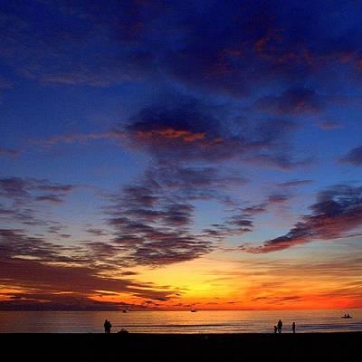Skylines Wall Art - Photograph - Sunset by Mariana Mincu