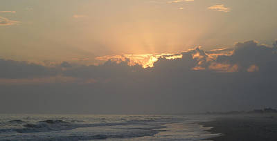 Photograph - Sunset St George Island II by Peg Toliver