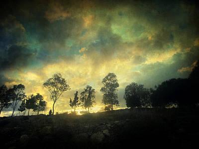Impressionism Photos - Sunset Trip by Zapista Zapista