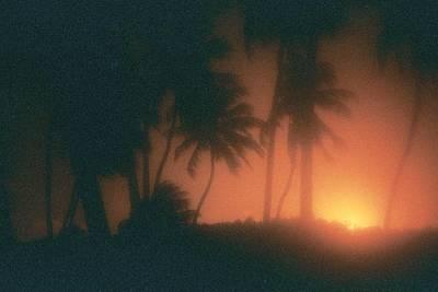Sunset Original by Van Souza