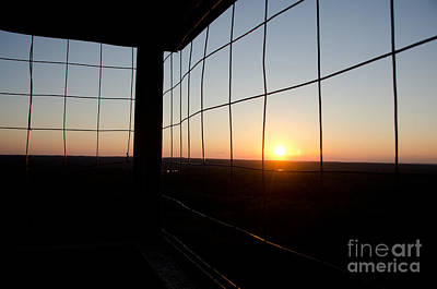 Photograph - Sunset View From Fire Tower by Cassie Marie Photography