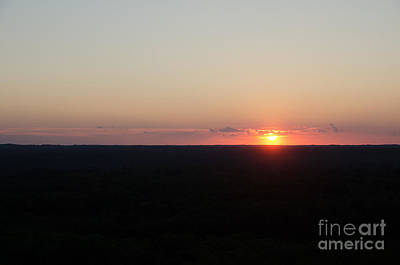 Photograph - Sunset View From The Fire Tower 3 by Cassie Marie Photography