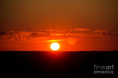 Photograph - Sunset View From The Fire Tower 4 by Cassie Marie Photography