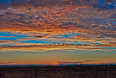 Photograph - Sunset Xxi by Charles Muhle