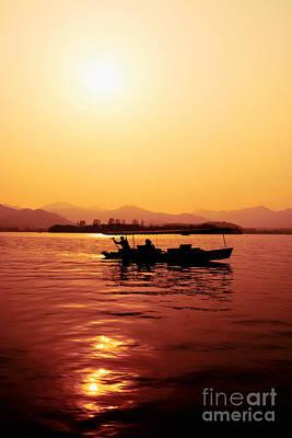 Photograph - Sunset by Yew Kwang