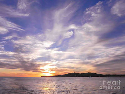 Photograph - Sunset1 by Patricia  Tierney