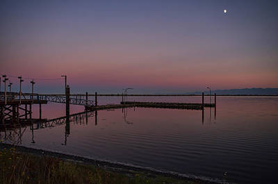 Photograph - Westshore Sunset by Marilyn Wilson