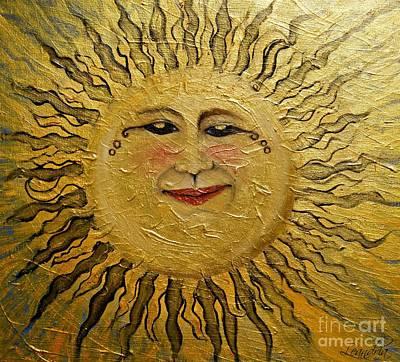 Sunshine 2012 Art Print